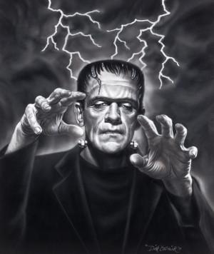 Frankenstein Monster consuming Upper Hunter ratepayers