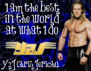 Chris Jericho by MissMotionless666