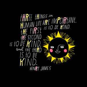 ... You Are, Be a Good One: Inspiring Quotes Illustrated by Lisa Congdon