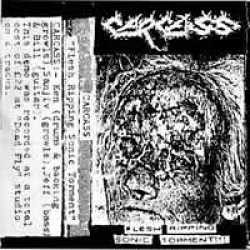 Carcass - Flesh Ripping Sonic Torment - Demo (1987) [rockbox]