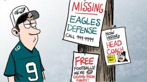 philadelphia eagles funny cartoons