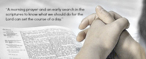 Early Morning Prayer Quotes http://pinterest.com/pin/1266706117487230/