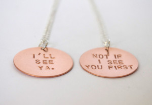 River Phoenix Stand By Me Quotes Stand by me necklaces best