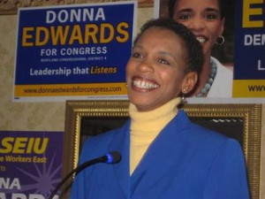 Quote of Note: Donna Edwards