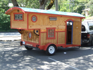 Gypsy Wagon Tiny House Listings
