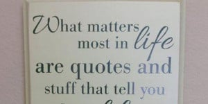 Funny Inspirational Quotes .