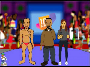spectacular from pretty ricky cartoon parody byob ent look under more