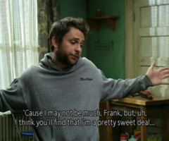 Charlie Kelly Quotes Charlie day · quote