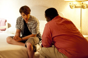 ... wendell pierce emory cohen still of wendell pierce and emory cohen