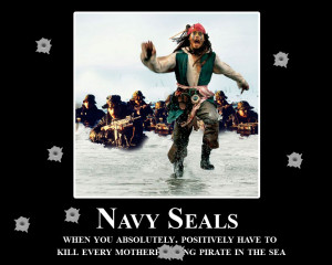 Did I Ever Tell You I Was a SEAL?