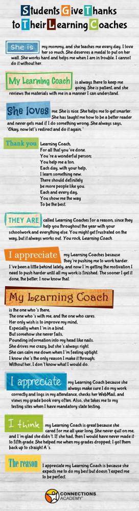 Learning Coach Appreciation Quotes