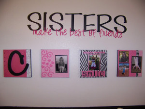 Sisters Sayings Cute quotes and sayings about