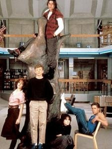 The Breakfast Club... I will never get sick of this flick