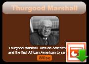 Thurgood Marshall Powerpoint