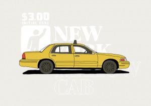 NYC Yellow Cab.