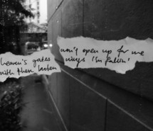 Black And White Death Live Quote Rain Text Inspiring Picture