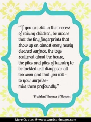 Quotes about kids growing up