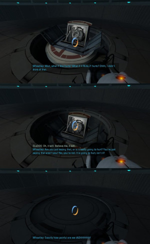 Favorite Wheatley Quotes 10 by Blockwave