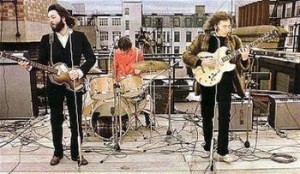The Beatles Gee Harrison Death