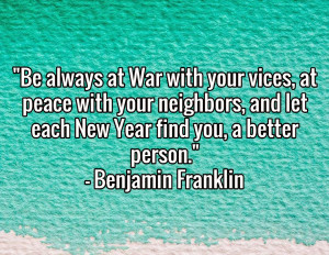 Famous Happy New Year Quotes