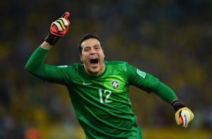 Se não fosse Júlio César, Brasil não estaria mais nessa Copa ...