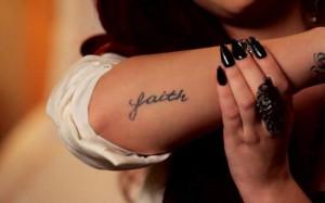 faith tattoo faith tattoo fashion moda style tattoos tattoo designs ...