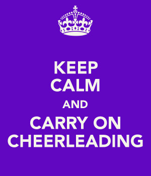 Related Pictures Calm Cheerleading Cheer Quotes Tumblr Kootation