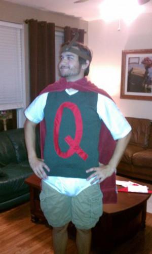 Quailman Quotes. QuotesGram Quailman Doug Costume