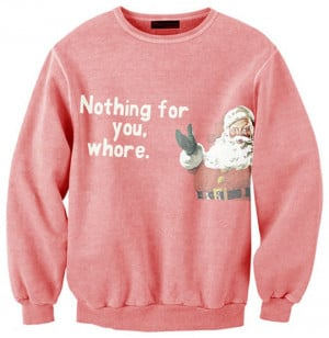 funny-picture-christmas-sweater-pink-santa