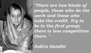Indira gandhi famous quotes 1