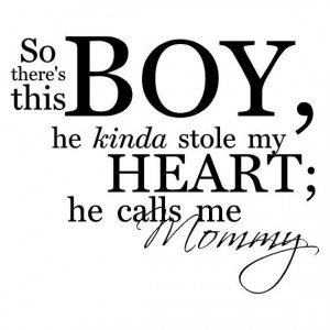 So There's This Boy He Kinda Stole My Heart He by VinylLettering, $9 ...