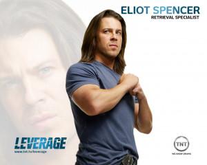 Eliot Spencer | Christian Kane