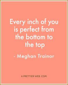 Meghan Trainor #Quote