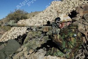 Military Royal Marine Commandos Sniper!
