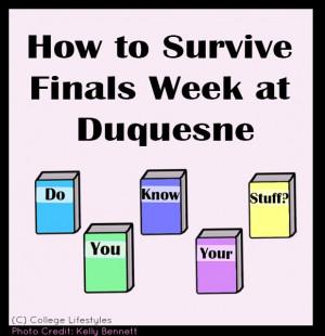 college finals week quotes