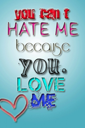 Hate me or Love me This is I Am !!