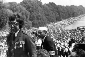 "1963) Josephine Baker, ""Speech at the March on Washington"""