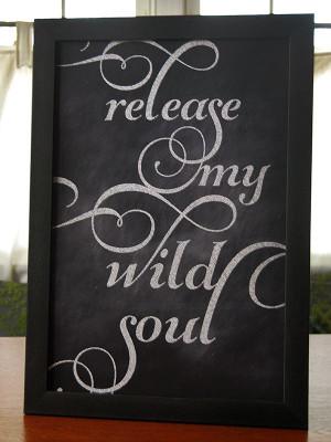 12x18 Wild Soul Art Print | Earmark Social