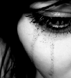 ... guy cries for a girl it means no one can love that girl more than him