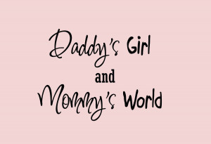 Baby Girl and Daddy Quotes