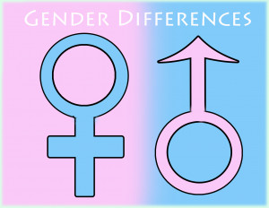 gender symbol. Photo: Courtesy of Woman and Career.