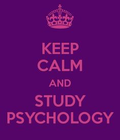 My destiny, passion, and life's work is in Forensic Psychology!