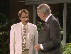 Rich Little Johnny Carson