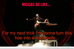 Hoe Into A Housewife