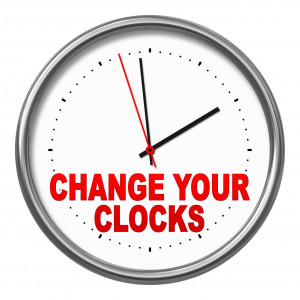 Fall Back Time Change Quotes Change your clocks on march 9th, daylight ...