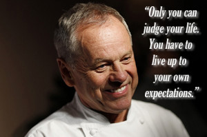 Wolfgang Puck2 Quotes To Live By, According To Chefs