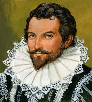 Walter Raleigh, fully Sir Walter Raleigh