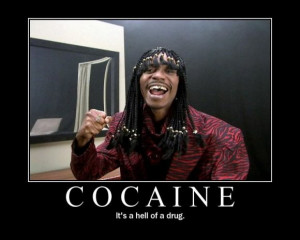 RickJamesCocaine - Creepy and funny people for your entertainment!