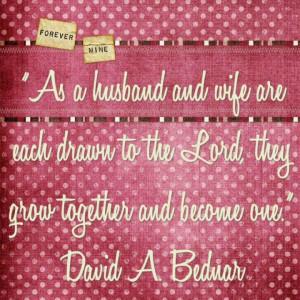 David A, Bednar