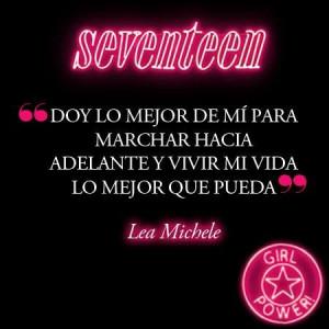 Lea Michele Quote 17